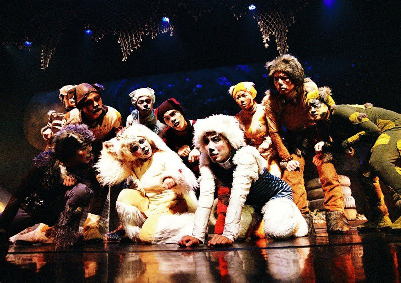 如果兒童劇團將於7月18、19、25、26在台北城市舞台演出。圖為「公主救騎士」劇照。圖/如果兒童劇團提供