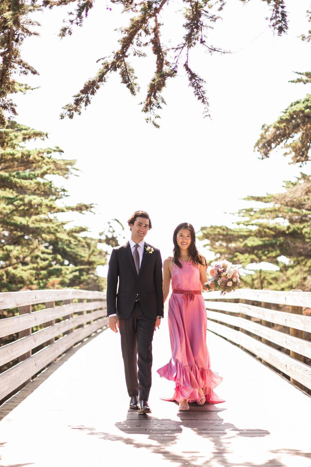 王羚現在已經嫁做人妻。圖/王偉忠提供
