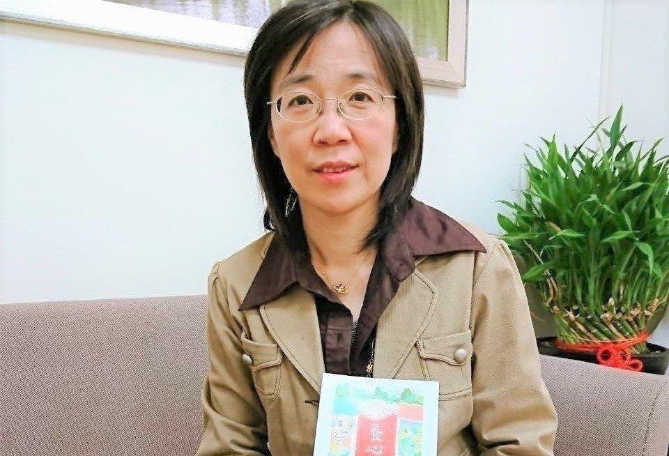 台北市諮商心理公會理事長、台北護理健康大學教授李玉嬋。記者羅真/攝影