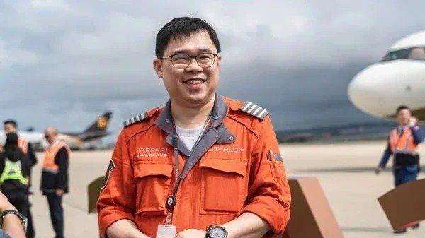 星宇航空董事長張國煒。圖/星宇航空提供