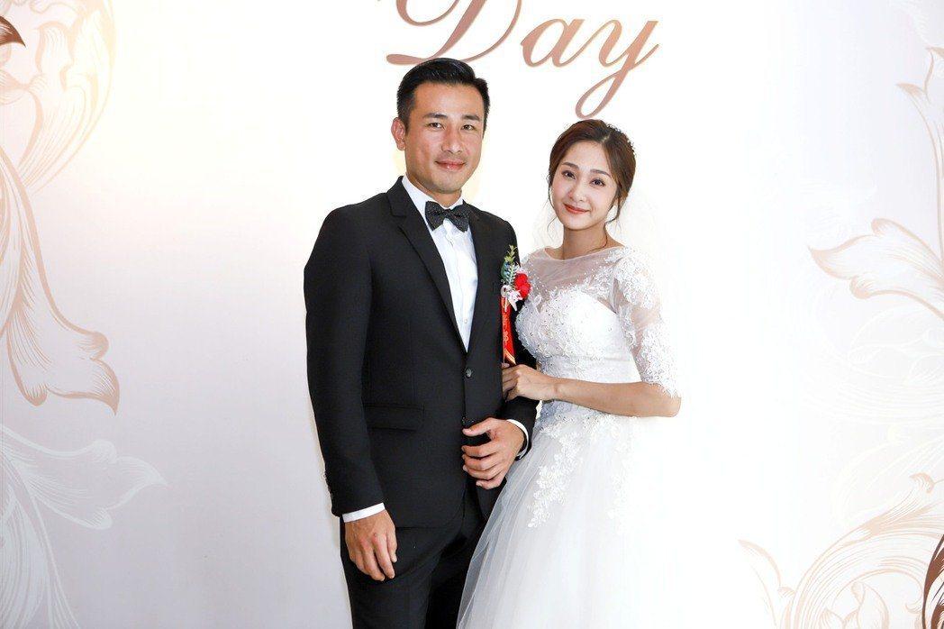傅子純(左)、邱子芯在「多情城市」中「群飛CP」受歡迎。圖/民視提供