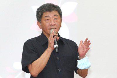 陳時中昨天表示,開放小明返台,「應該不久了」。記者林澔一/攝影