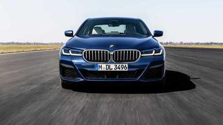 新年式BMW 5 Series擁有強大車載軟體 直接追加未購買功能!