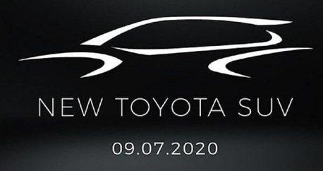 介於C-HR和RAV4之間!Toyota全新小休旅Corolla Cross於7月9日發表
