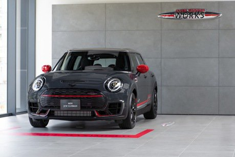 紳士的優雅與熱血 MINI JCW Clubman ALL4 Challenger Edition限量上市