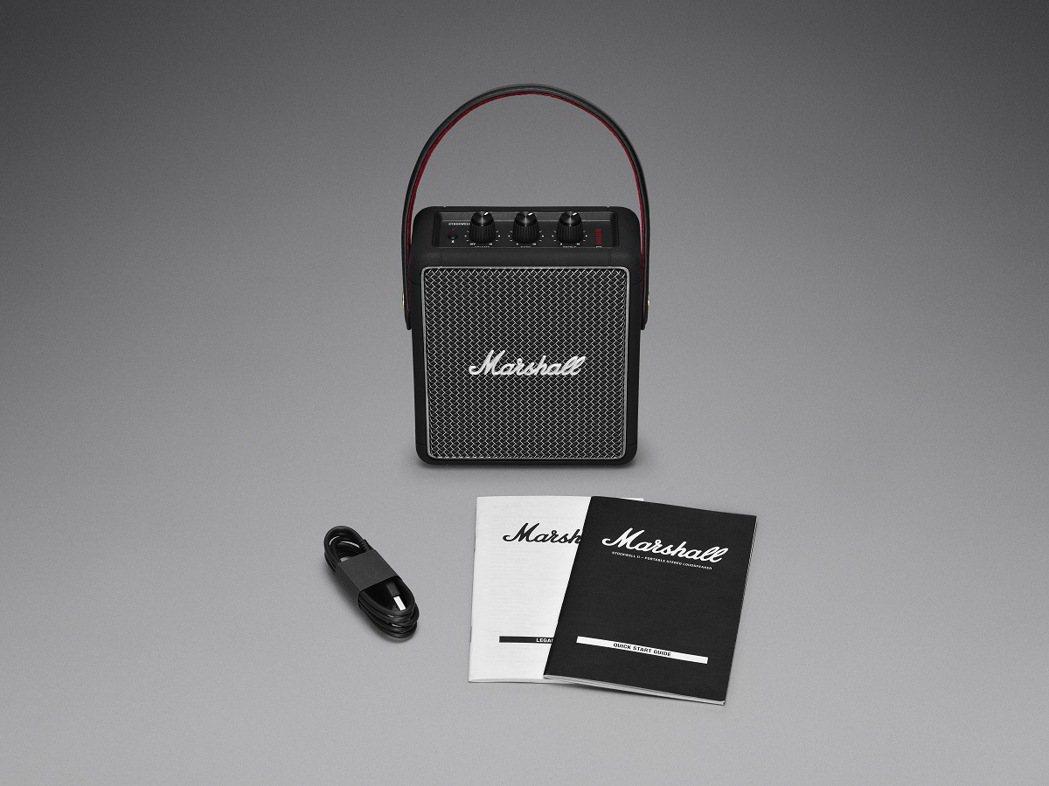 Challenger Edition專屬交車禮-Marshall Stockwe...