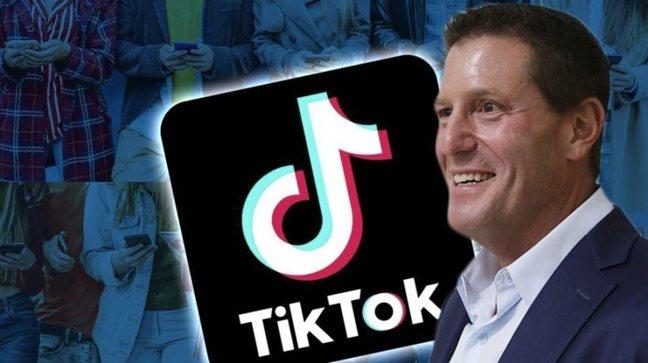 抖音國際版TikTok美籍CEO。 網絡圖片