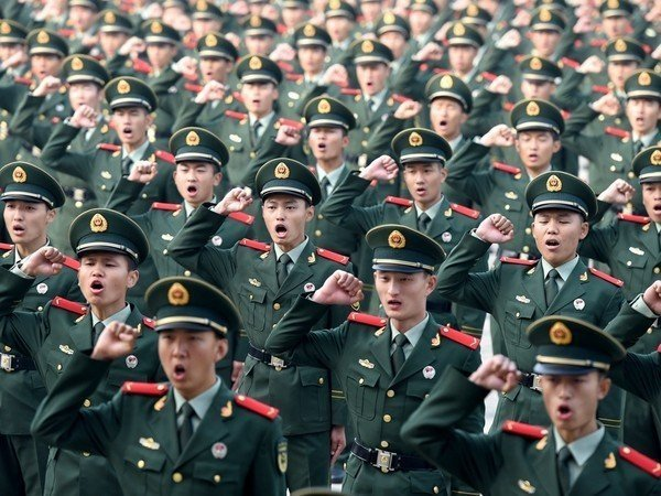 共同社北京分社透露,北京當局在港版國安法實施後,決定派遣200到300名武裝警察(武警)進駐香港。(新華社資料照)