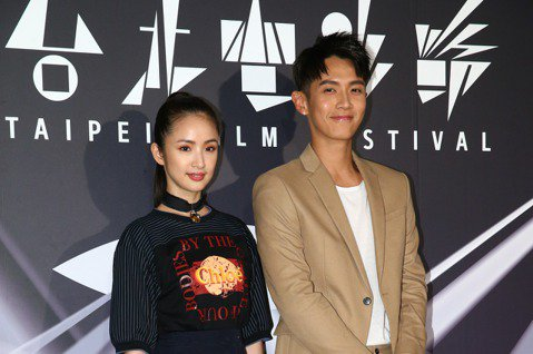 柯震東、林依晨、柴智屏、柯耀宗下午一同出席台北電影節首映,為新片《打噴嚏》宣傳。柯震東表示,振興三倍卷已經發放了,大家可以多消費支持電影產業,看看不同的華語電影。