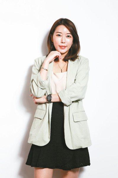 Wstyle執行長周品均 記者蘇健忠/攝影