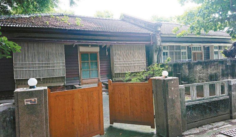 台南市公園路321巷藝術聚落將封閉3年全面整修。圖/聯合報系資料照片