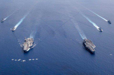 中美軍事對峙:新冷戰的開始,還是熱戰的揭幕?