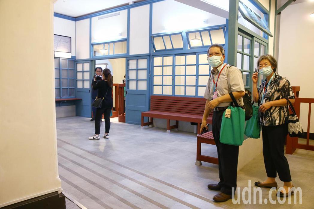 國立台灣博物館鐵道部園區開幕典禮於昨日舉辦,未來民眾將可前往一睹鐵道近代史的重要...