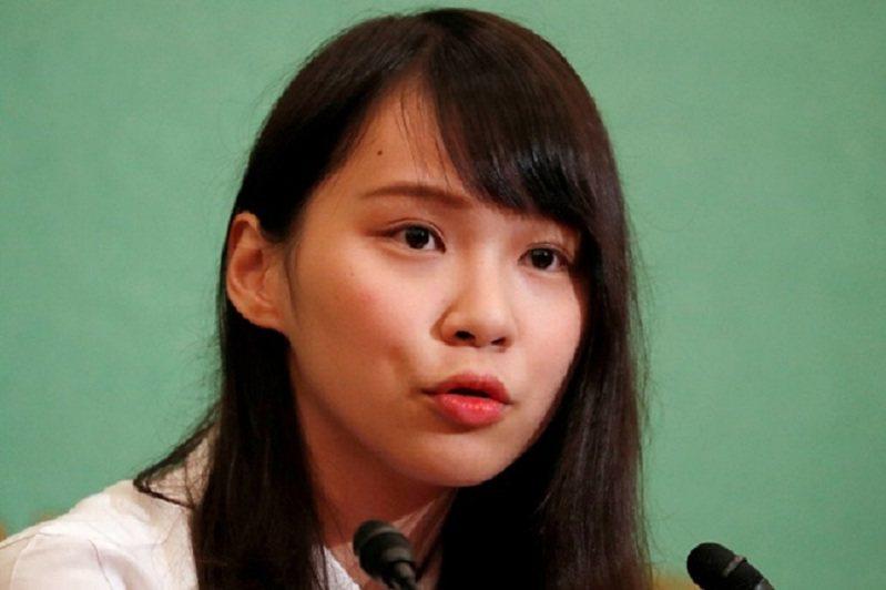 周庭承認2項控罪。圖/香港信報