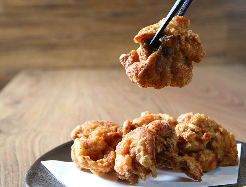 唐揚炸雞是日式料理店受歡迎的菜色,在家也可以輕鬆完成。圖/聯合報系資料照