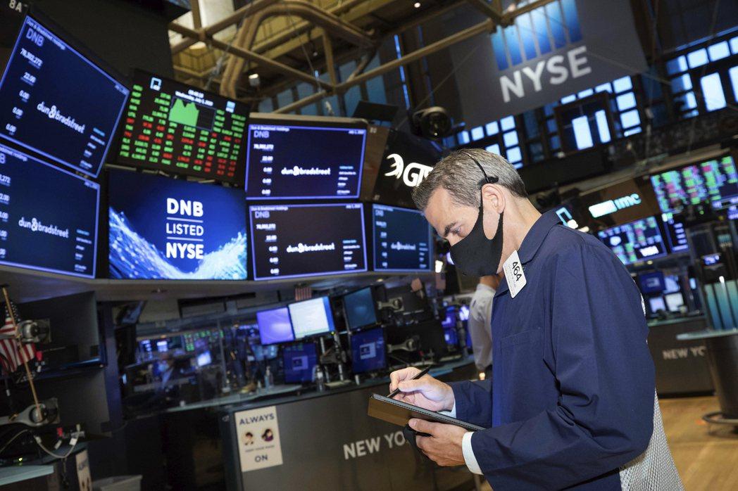 美股期指6日上漲。美聯社