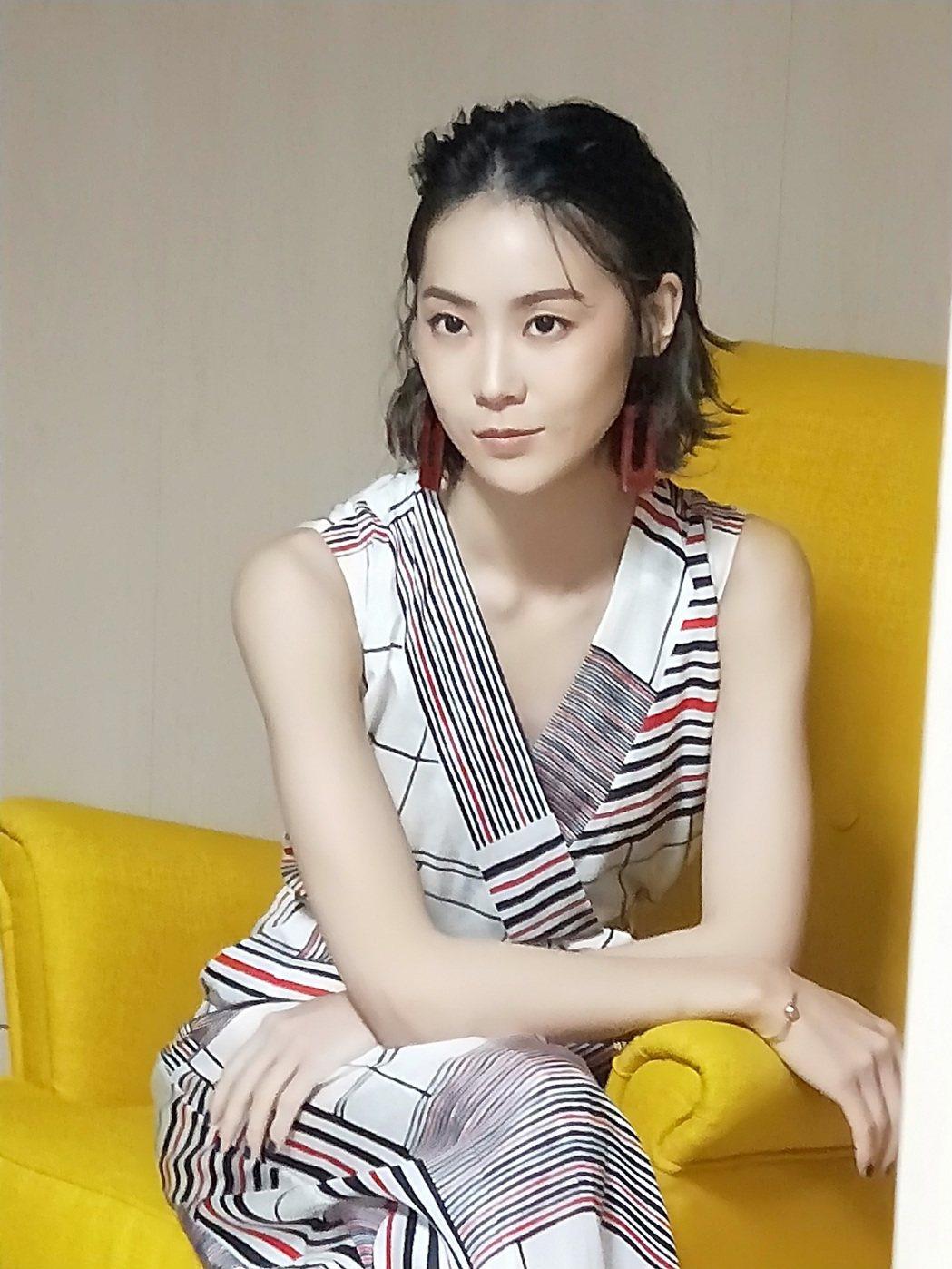 鍾瑶將出席台北電影獎頒獎典禮。圖/台北電影節提供