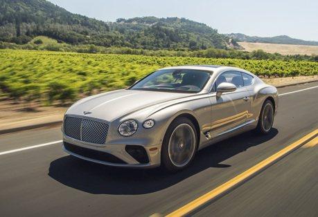 2021年式Bentley Continental GT車系 新增數種特殊車色供選