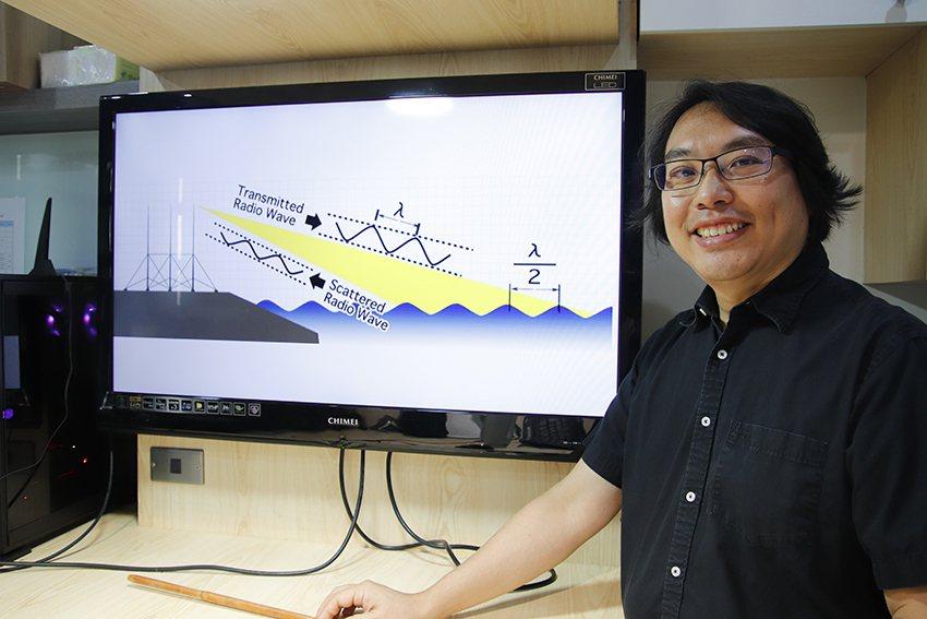 中央大學水文與海洋科學研究所所長錢樺指出,海象高頻雷達系統將使海象的監測,從「點...