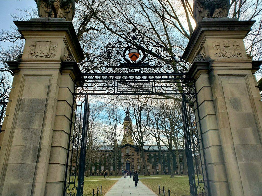 普林斯頓大學表示,大學部學生今秋將回到校園,但會採取人數控制。(記者謝哲澍/攝影...