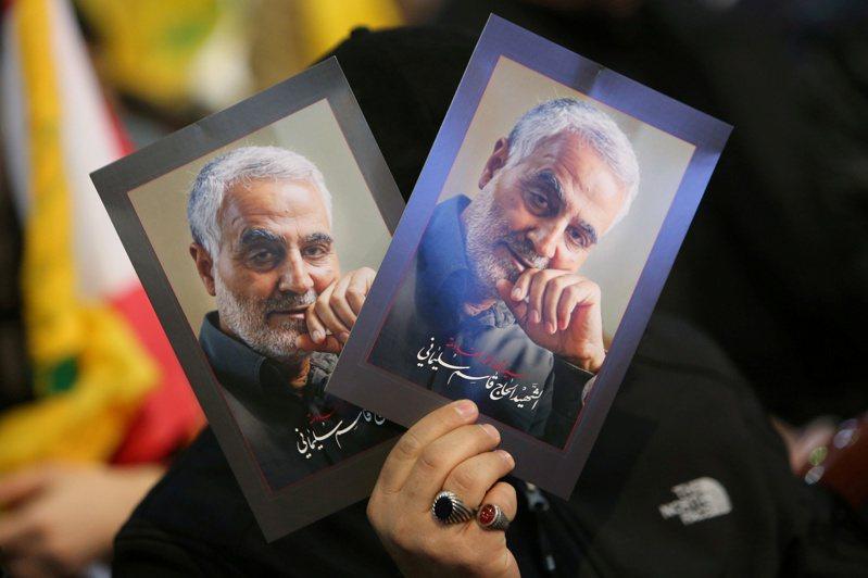 聯合國人權調查員今天表示,伊朗聖城部隊指揮官蘇雷曼尼(QassemSoleimani)等10人1月間遭美國無人機狙殺,美國的行為違反國際法。 路透社
