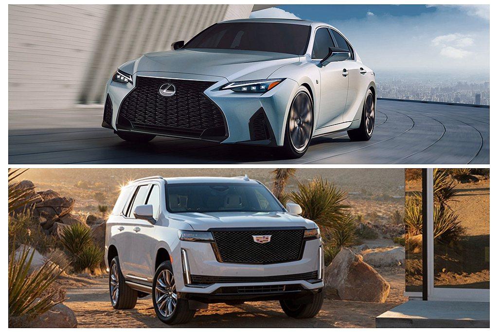 入圍的36輛車單中有17輛是亞洲汽車品牌,其餘10輛則是美國汽車品牌、9輛為歐洲...