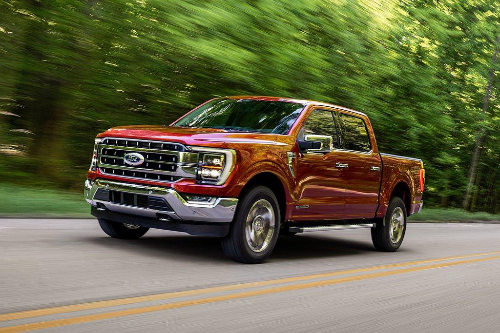 大改款且功能更強大的全新Ford F-150,絕對是年度卡車獎項中呼聲最高的車款...