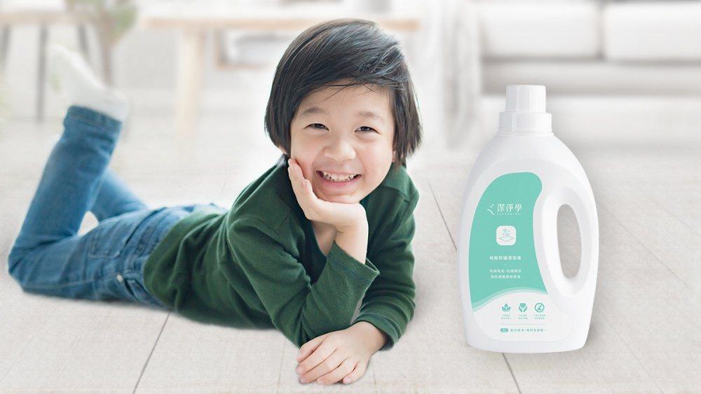 地板抗蟎清潔液通過SGS腸桿菌制菌檢驗,抑制細菌生長率高達99%,更添加天然除臭...