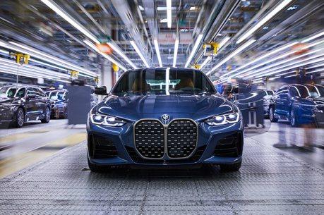 不只大鼻孔新世代4 Series Coupe BMW五款新車正式投產!
