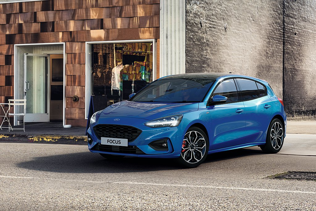 全新第四代Ford Focus EcoBoost Hybrid輕度複合動力車型,...