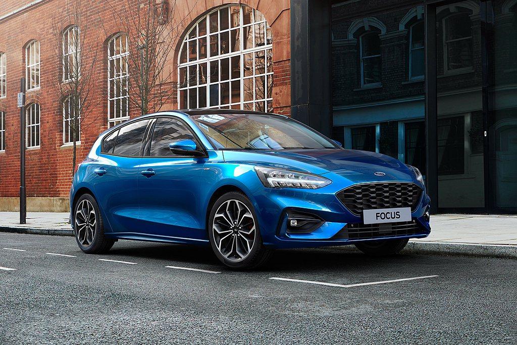 新世代Ford Focus越來越注重歐洲買家的需求,從豐富的動力陣容到各式車型可...
