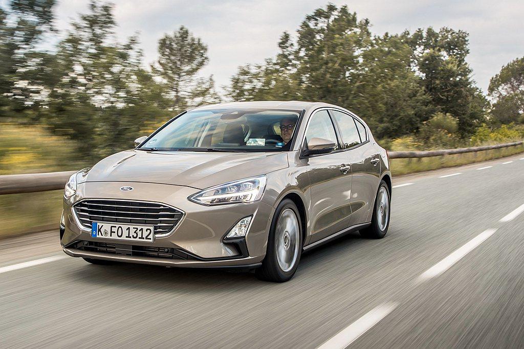 Ford Focus EcoBoost Hybrid搭載的1.0L EcoBoo...