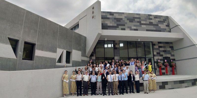 海大聲學實驗中心今落成啟用,提供業界聲學專業測試。圖/海大提供