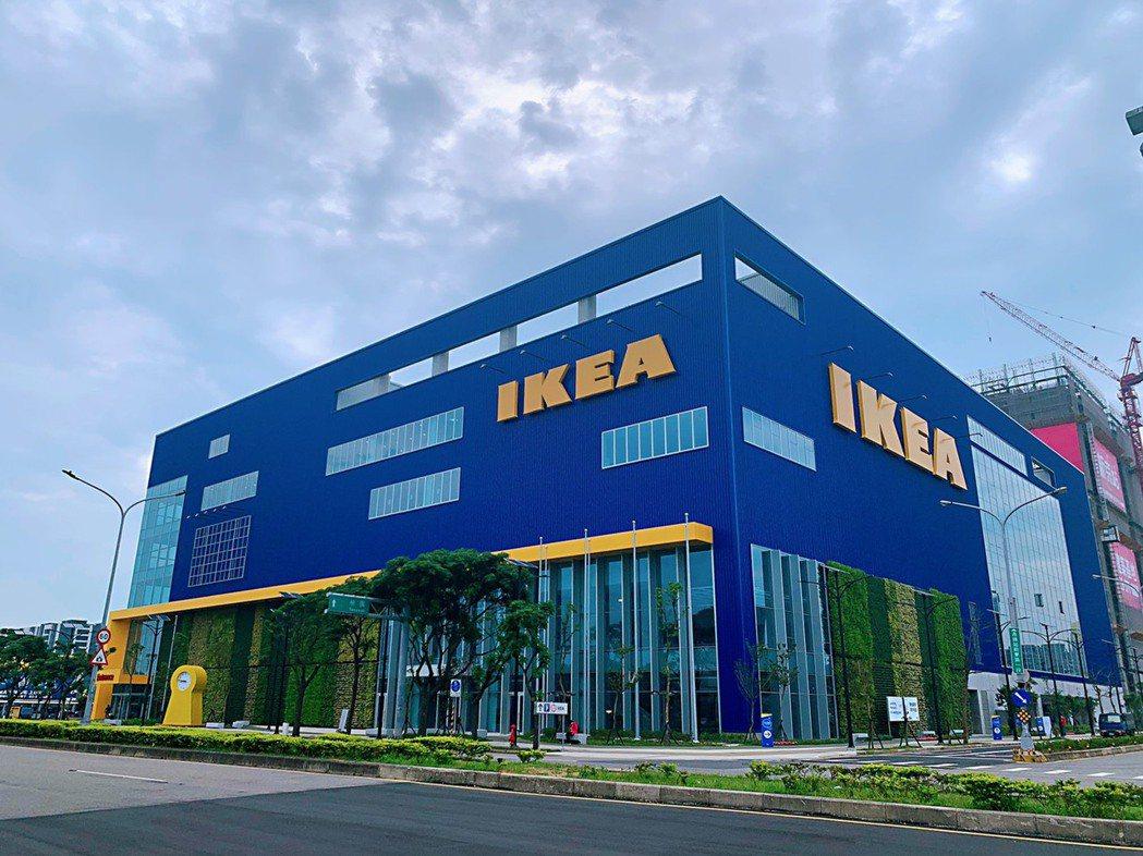 IKEA新桃園店7月23日開幕。圖/IKEA提供