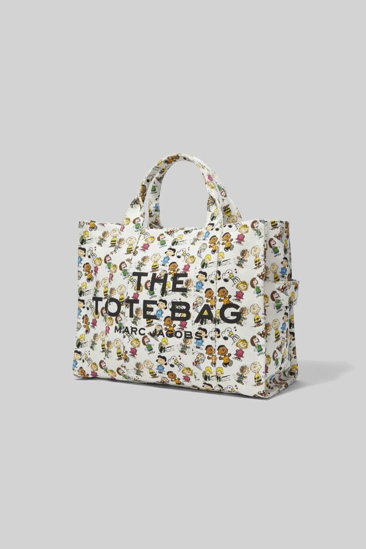 The Marc Jacobs史努比主題塗鴉The Tote Bag,12,90...