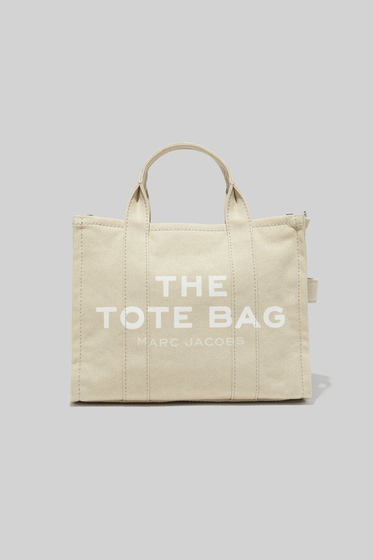 The Marc Jacobs米白帆布The Tote Bag(小),8,990...