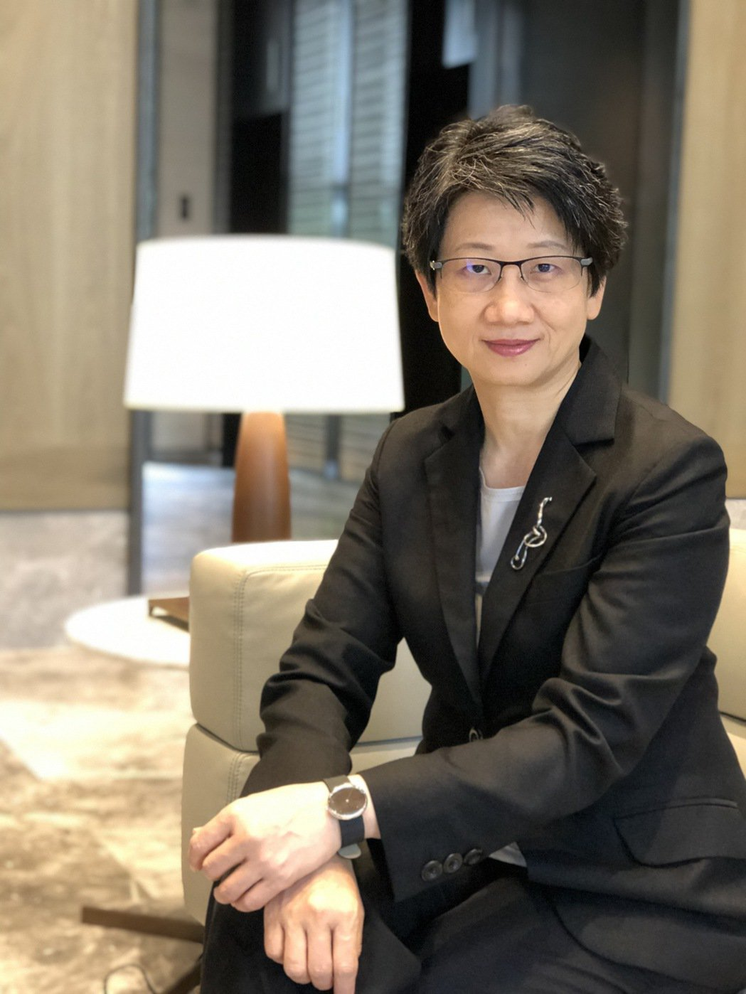 凱基投信副董事長暨總經理張慈恩。凱基投信/提供