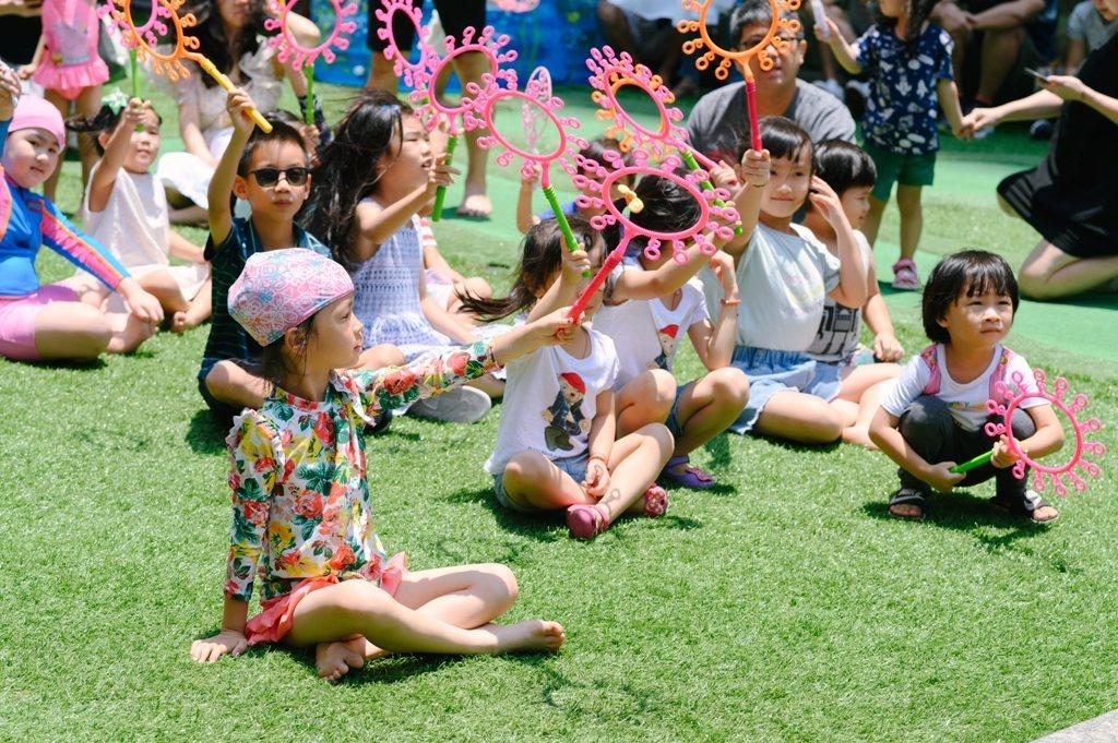 新竹喜來登暑期限定活動「水派對」。圖/業者提供