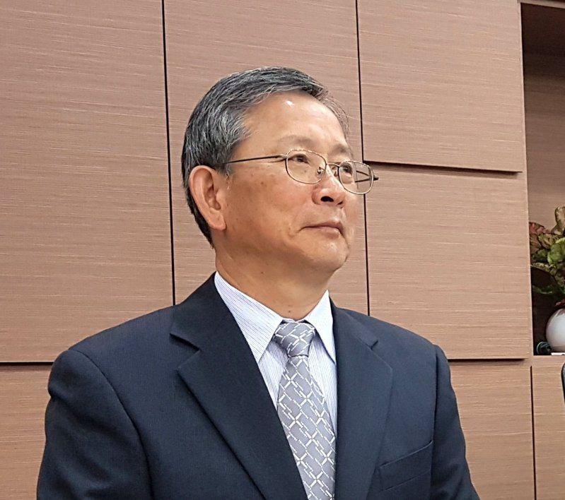 大法官呂太郎。記者王宏舜/攝影
