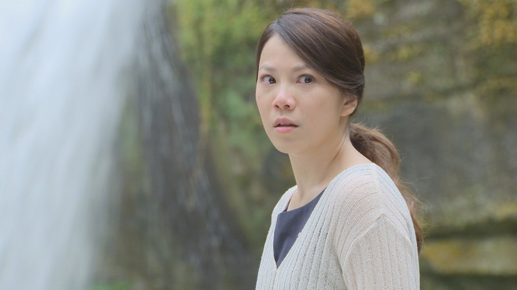 廖苡喬在「多情城市」中飾演命運坎坷的「如萍」。圖/民視提供
