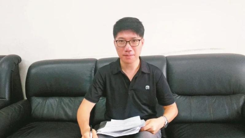 檢察官陳隆翔將監委約詢過程的錄音譯文張貼在檢察官論壇。圖/本報系資料照