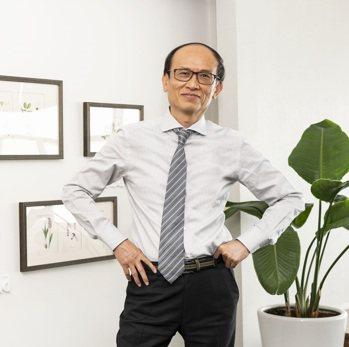 智原總經理王國雍重視人力資源利用效率。智原/提供