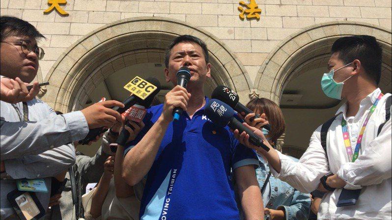 國民黨總召林為洲。圖/聯合報系資料照片