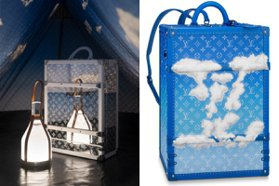 LV天空之城後背包硬箱破百萬 同步推出加購奢華帳篷