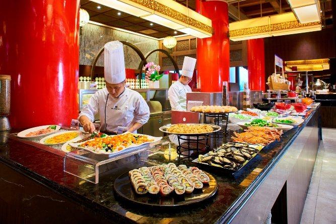 圓山松鶴餐廳。