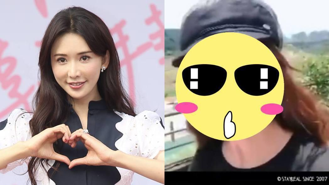 林志玲婚後已有段時間沒公開露面,最新影片中則讓網友認不出。
