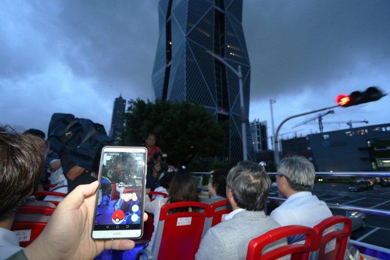 全台各家電信公布5G訊號分布圖,有些地方仍沒有5G服務。報系資料照/記者劉學聖攝影