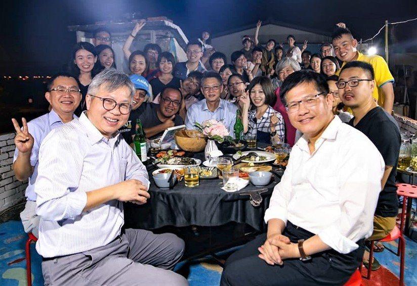 觀光局與台灣觀光策略發展協會攜手合辦踩線團。觀光策發協會/提供