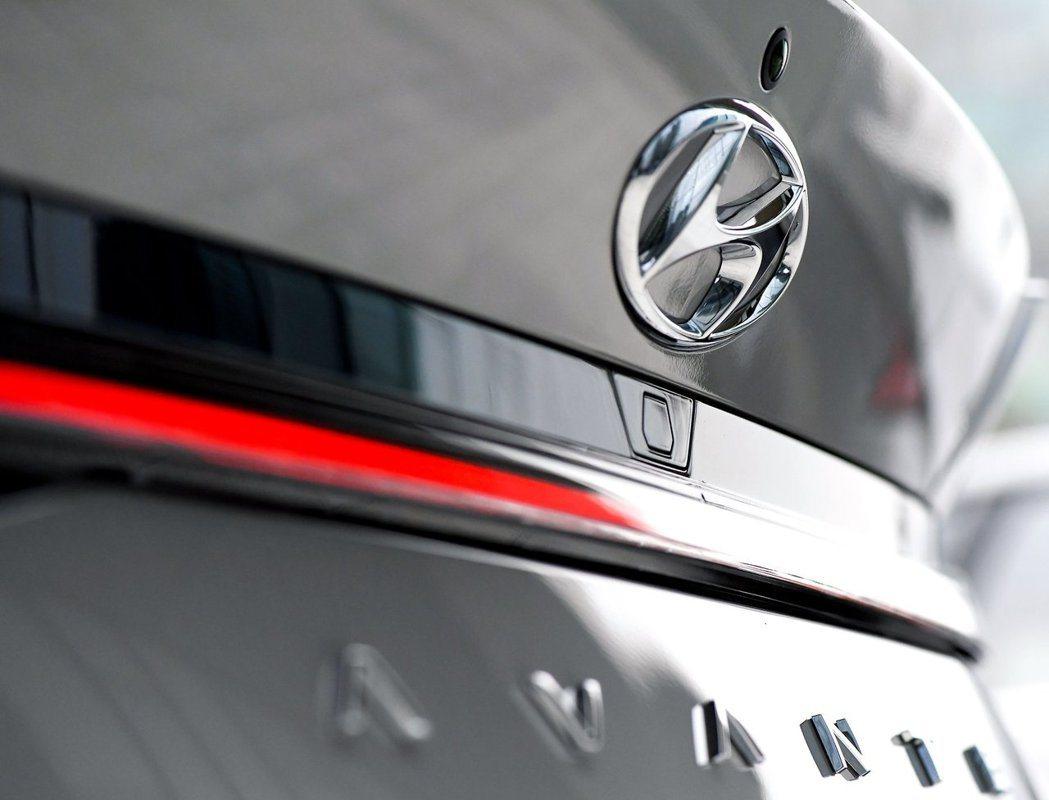 第七代Hyundai Avante/Elantra初期公開的動力包括自然進氣汽油...