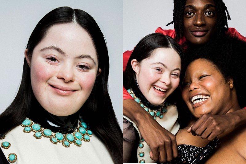 在「追求美麗」之前人人平等 GUCCI BEAUTY首度啟用唐氏症模特兒 純真笑容融化網 | 時尚觀點 | 時尚名人